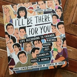I'LL BE THERE FOR YOU BOOK!